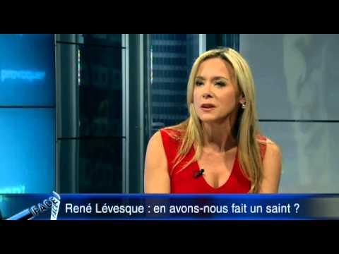 Jean-Martin Aussant discute de René Lévesque 1 de 2
