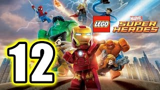 LEGO MARVEL Super Heroes gameplay part 12