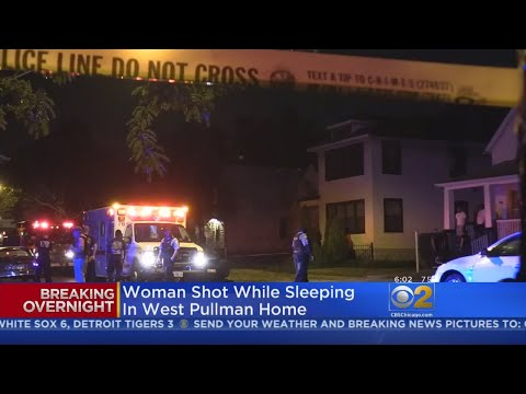 Two Women Wounded By Stray Bullets In Their Homes In West Pullman, West Englewood
