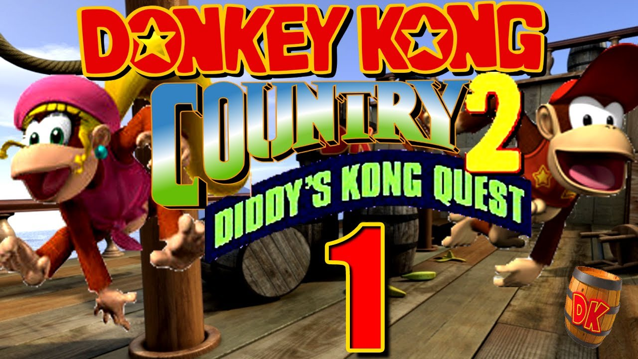 donkey country 2