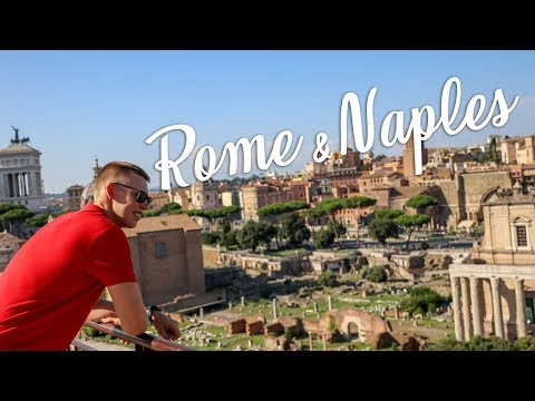 Trip To Italy - Rome and Naples in 4 Days