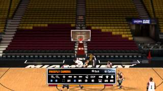 Tutorial how to make Alley Oops in NBA 2K14 for PC