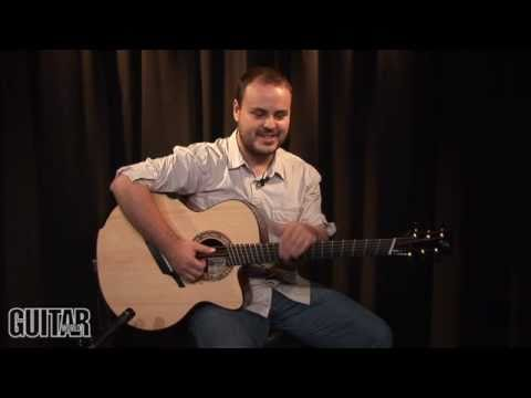 """Andy McKee """"Drifting"""" Guitar Lesson (Part 1)"""
