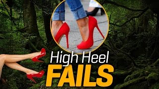 2015 The Death of High Heels!