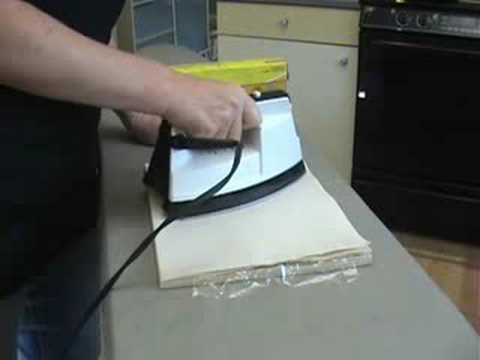 paper napkin transfers youtube - Decorative Paper Napkins