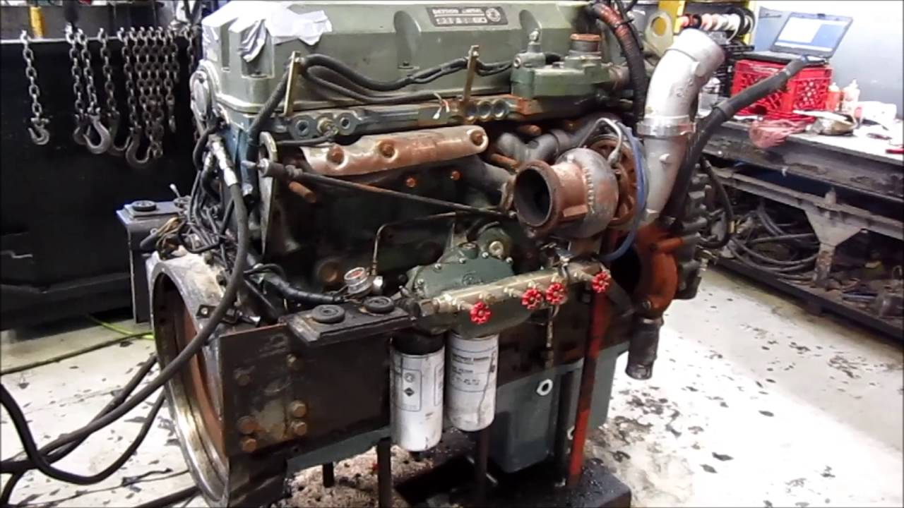 2003 Detroit Diesel Series 60 Ddec Iv 12 7l Engine