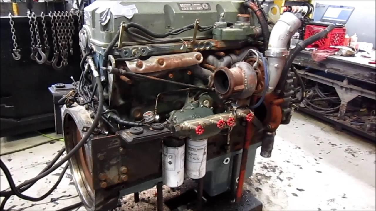 2003 Detroit Diesel Series 60 Ddec Iv 12 7l Engine