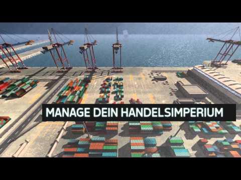 TransOcean: The Shipping Company Trailer (DE)