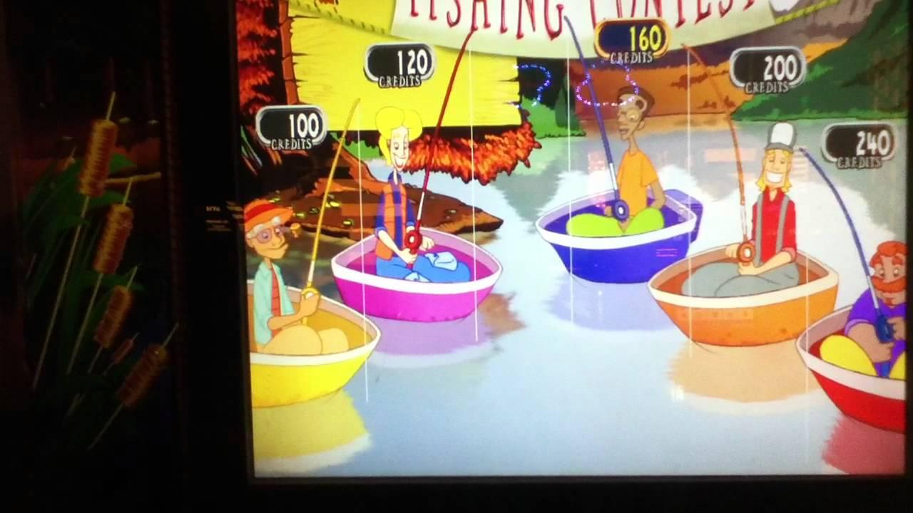 Reel 39 em in penny video slot machine fishing contest bonus for Reel em in fishing slot machine
