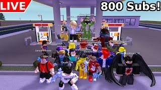 Roblox Live stream! 700 Subscriber Celebration!
