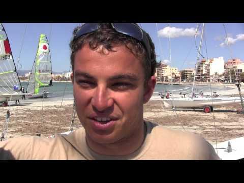 2013 Palma World Cup - Interview with Mattheiu Frei and Yann Rocherieux - FRA