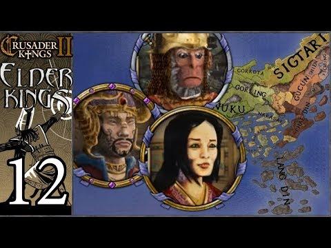 Elder Kings - Dwemer Contingency #12 - Treasures of Akavir (Series A)