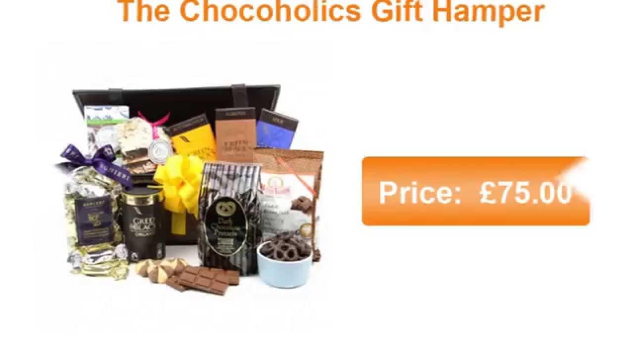 Luxury Gift Hampers UK - Luxury Gift Baskets UK