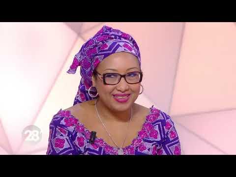 Djaïli Amadou Amal - Mariage forcé, polygamie : le combat d'une femme africaine - 28 Minutes - ARTE