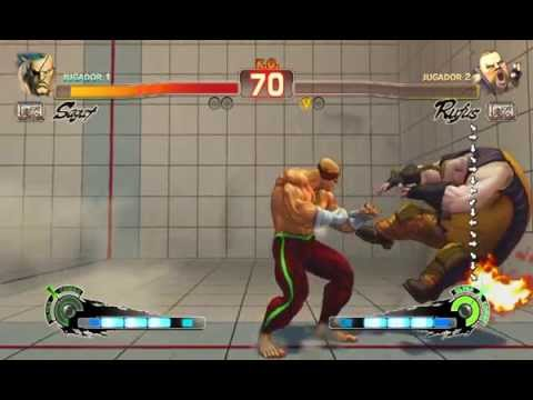 Roger and sagat