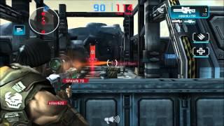 Shadowgun Deadzone Slade Gameplay #2 | Sniper