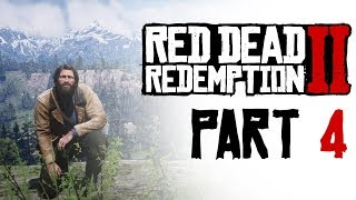 RED DEAD REDEMPTION 2 #4 - I`M A KING OF FAILS | PS4 Gameplay