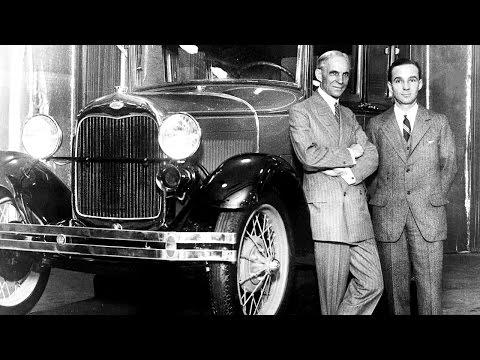 ГЕНРИ ФОРД ИСТОРИЯ УСПЕХА. Автомобильный бизнес компании Ford. Бизнес на автомобилях