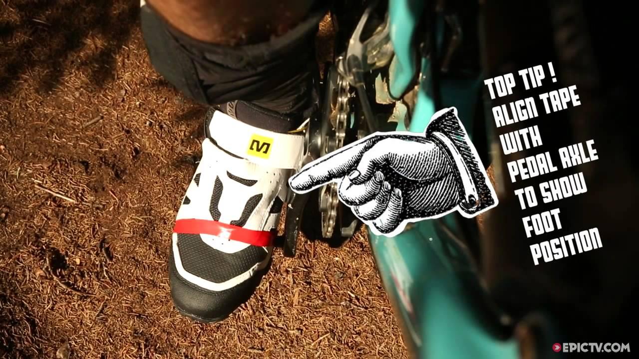 0de943e4ef6f Cleat Set Up Made Easy - Progressive | Trail Doctor - YouTube