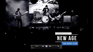 Sinergia - New Age - The Roxy Live DVD