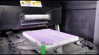 쥬얼리 귀금속 3D프린터 왁스젯 400 플래시포지, 하루 7500개 대량생산가능