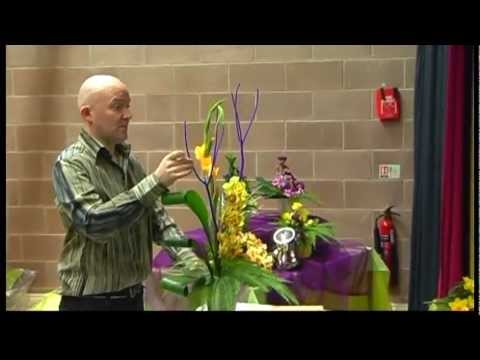 GLM Food and Flowers Night - James Murray.