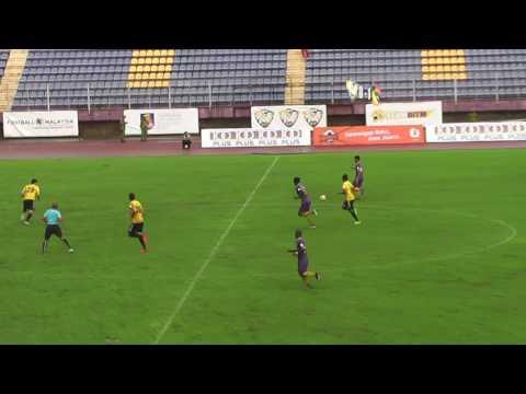 Highlight 100Plus Malaysia Premier League 2017: UiTM FC vs Negeri Sembilan