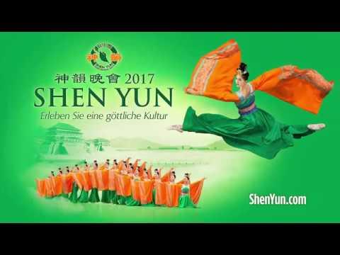Shen Yun am 5.-6. Mai 2017 im Burgtheater in Wien live erleben!