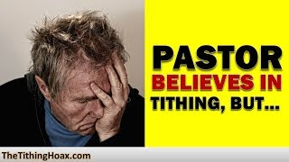 Pastor Destroys a Popular Tithing Myth | The Tithing Hoax