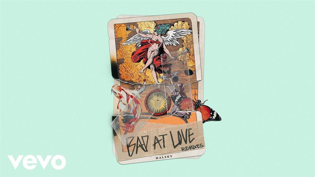 Halsey - Bad At Love (Hook N Sling Remix/Audio)