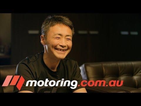 Gran Turismo Sport interview: Kazunori Yamauchi | motoring.com.au - Dauer: 4 Minuten, 16 Sekunden