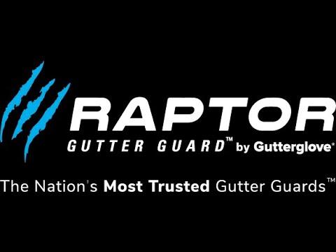Raptor Gutter Guard Performance