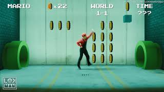 Real life Super Mario