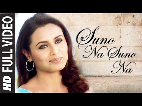 Suno Na Suno Na Full HD (Video Song) Chalte Chalte | Shahrukh Khan, Rani Mukherjee thumbnail