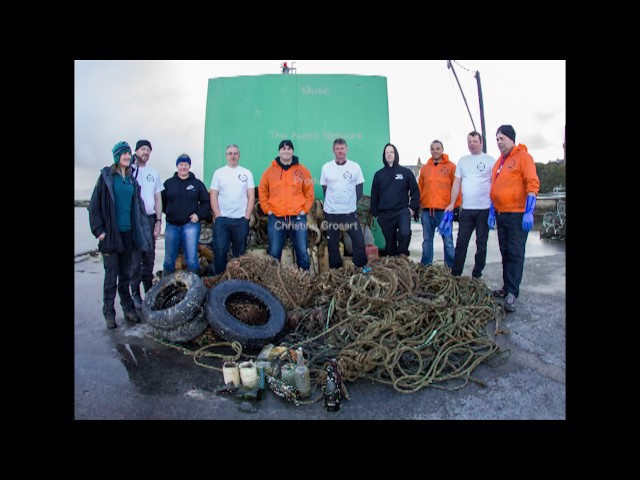 Ghost Fishing UK - Scapa Flow, 2016