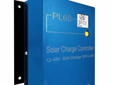 hqdefault plasmatronics pl60 solar charge controller youtube plasmatronics wiring diagram at gsmx.co