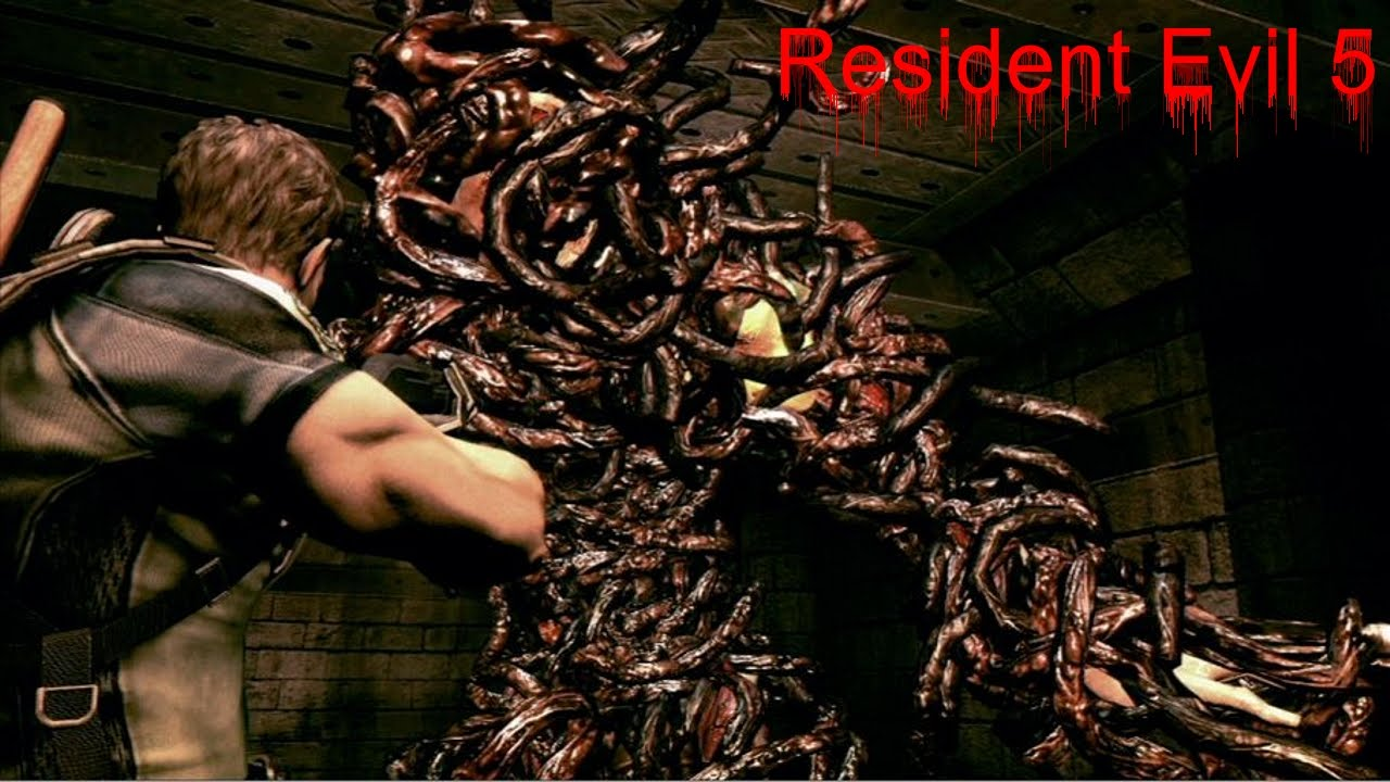resident evil uroboros