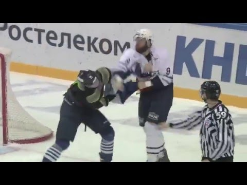 Daily KHL Update - February 4th, 2016 (English)