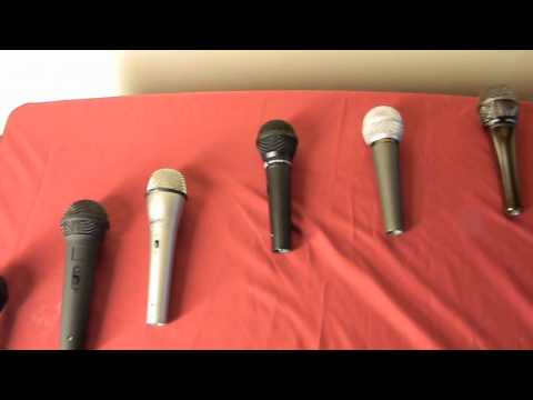 karaoke microphone comparison