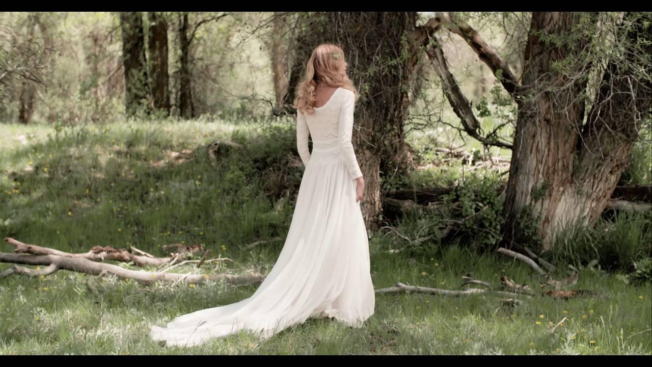 575fd85ecf0 Deirdre Marie - Maggie Sottero - YouTube