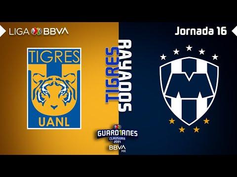 U.A.N.L. Tigres Monterrey Goals And Highlights