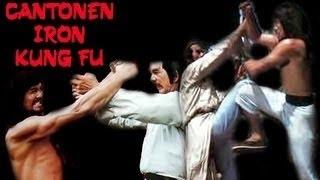 Cantoneen Iron Kung Fu - Full Length Action Hindi Movie