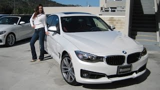 "NEW BMW 328i Gran Turismo / 19"" Wheels / Quick BMW Review"