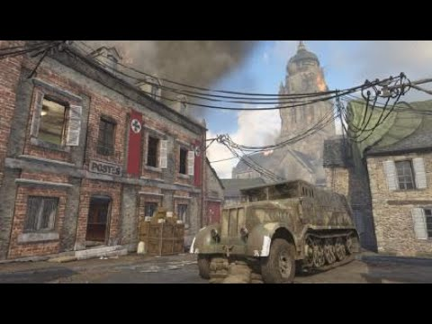 CoD WWII Ranked Search Destruction Episode 7