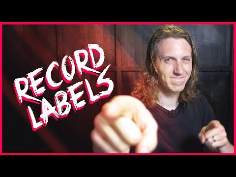 Getting Noticed And Working With RECORD LABELS