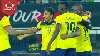 Gol de Mena | México 1 - 1 Ecuador | Partido amistoso | Televisa Deportes
