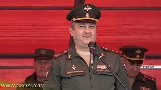 В Чечню без потерь вернулись военные полицейские из Сирии