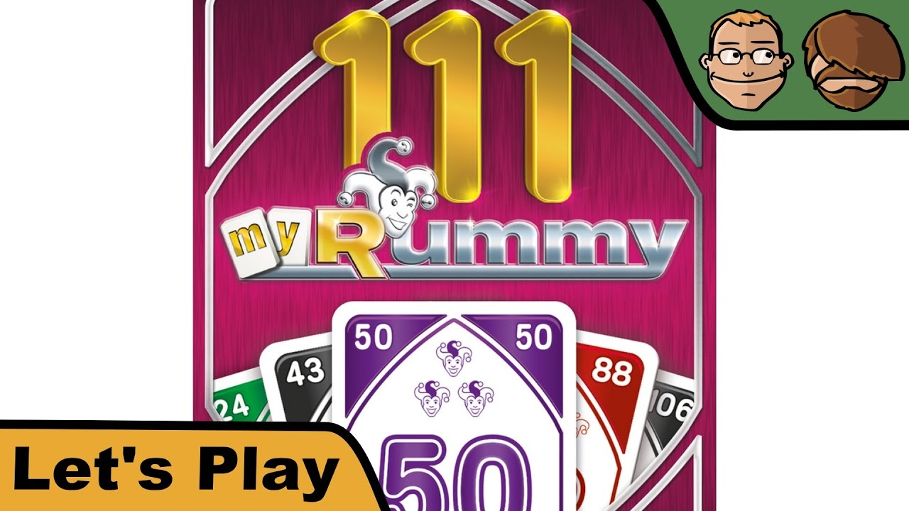Rummy Kartenspiel