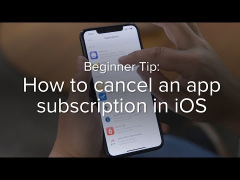 How To Cancel An App Subscription On Your IPhone