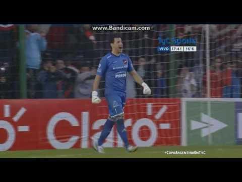 Tigre vs Douglas Haig (0-0) Pen. 2-4 Copa Argentina 2016 32vos de Final - Buenos Aires